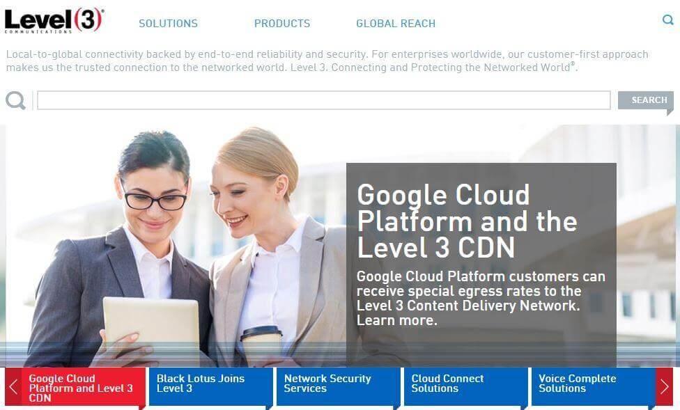 Level3 DNS Servers