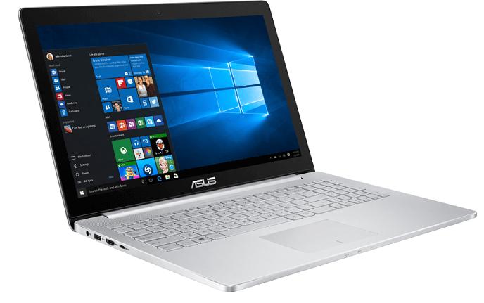 ASUS ZenBook Pro UX501VW 4K
