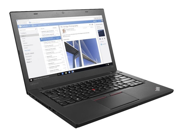 Best Laptop for Writer - Lenovo ThinkPad T460