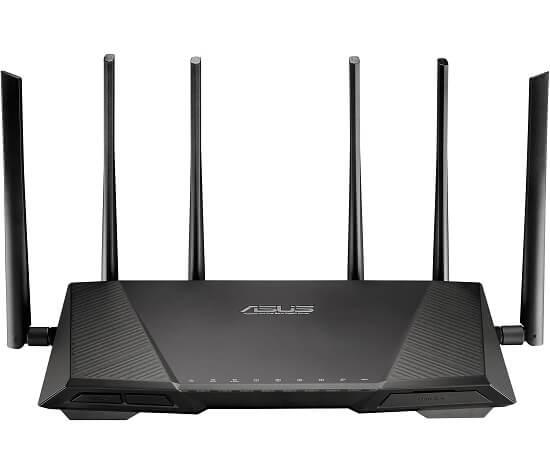 Asus Ac3200 Gigabit Tri-Band Router