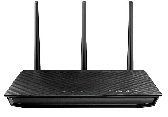 Asus Dark Knight Rt-N66u Router