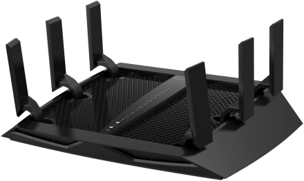 Netgear AC3200 Nighthawk X6 Wi-Fi Tri-Band Gaming Router
