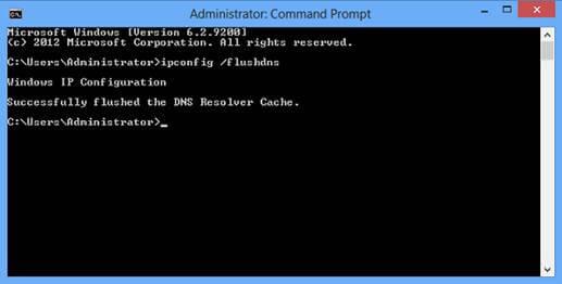 how to solve dns server not responding